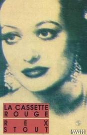 La Cassette Rouge - Couverture - Format classique