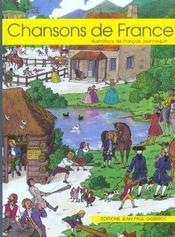 Chansons de france - Intérieur - Format classique