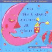 5 Petits Geants Allument Les Etoiles - Intérieur - Format classique