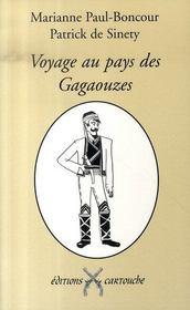 Voyage au pays des gagaouzes - Intérieur - Format classique