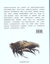 Mi-Architecture Now Vol 2 - 4ème de couverture - Format classique