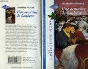 Une Semaine De Bonheur - Christmas With A Stranger - Couverture - Format classique