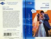 Defi Amoureux - The Wedding Challenge - Couverture - Format classique