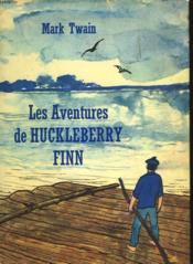 Les Aventures De Huckleberry Finn - Couverture - Format classique