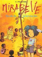 Mirabelle t.3 ; l'école de la femme-lion - Intérieur - Format classique