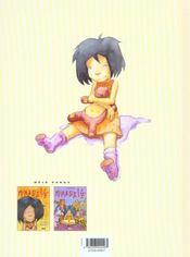 Mirabelle t.3 ; l'école de la femme-lion - 4ème de couverture - Format classique