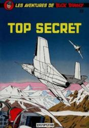 Buck Danny t.22 ; top secret - Couverture - Format classique