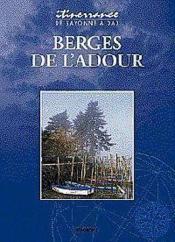 La Vallee De La Nive De Beherobie A Bayonne - Couverture - Format classique