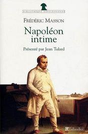 Napoleon Intime - Intérieur - Format classique