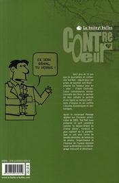 La route de la soie..... en lambeaux - 4ème de couverture - Format classique