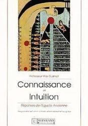 Connaissance & intuition - Couverture - Format classique