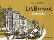 Lisbonne carnets - Couverture - Format classique