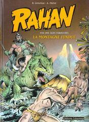 Rahan t.2 ; la montagne fendue - Intérieur - Format classique