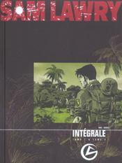 Sam Lawry ; Integrale T.1 A T.2 - Intérieur - Format classique