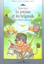 Le Paysan Et Les Brigands - Intérieur - Format classique