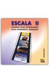 Cd escala ii - Couverture - Format classique