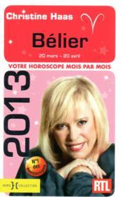 Bélier 2013 - Couverture - Format classique