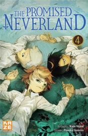 Vente livre :  The promised Neverland T.4  - Posuka Demizu - Kaiu Shirai