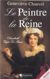 Le Peintre De La Reine - Intérieur - Format classique