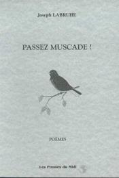Passez Muscade - Couverture - Format classique