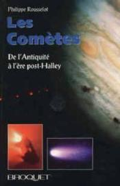 Les Cometes - Couverture - Format classique