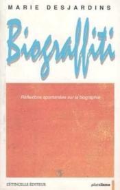 Biograffiti - Couverture - Format classique