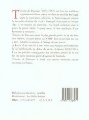 Souveraine De La Nuit - 4ème de couverture - Format classique