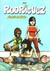Rodriguez T2 Au Dela Des Sables - Couverture - Format classique