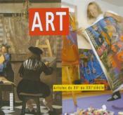 Art, artistes du XV et XXI siecles - Couverture - Format classique