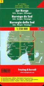 Norvege sud - 4ème de couverture - Format classique