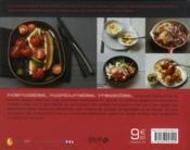 Masterchef ; Classiques Revisités - 4ème de couverture - Format classique