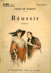Reussir. Collection : Select Collection N° 138 - Couverture - Format classique