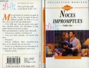 Noces Impromptues - One Of A Kind Marriage - Couverture - Format classique