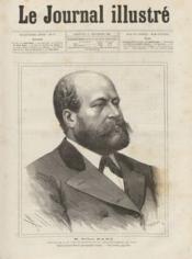 Journal Illustre (Le) N°38 du 18/09/1881 - Couverture - Format classique
