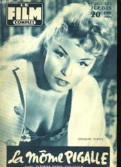 Film Complet N° 564 - La Mome Pigalle - Couverture - Format classique