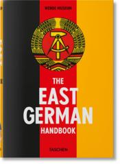 Vente livre :  The East German handbook  - Collectif