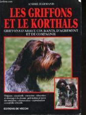Griffons Et Khortais - Couverture - Format classique