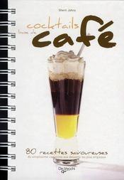 Cocktails à base de café - Intérieur - Format classique