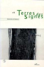 Terres Des Signes N°3 - Couverture - Format classique