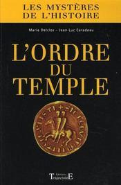L'ordre du temple - Intérieur - Format classique