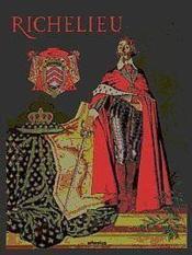 Richelieu - Couverture - Format classique
