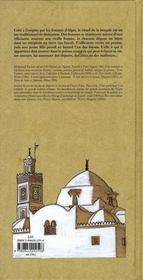 Bouqala, Chants Des Femmes D'Alger - 4ème de couverture - Format classique