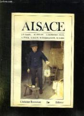 Encyclopedies Regionales ; L'Alsace - Couverture - Format classique