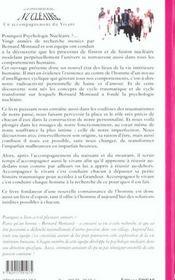 La Psychologie Nucleaire, Un Accompagnement Du Vivant - 4ème de couverture - Format classique