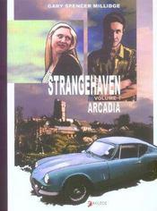 Strangehaven T1-Arcadia - Intérieur - Format classique