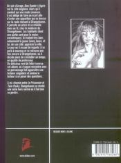 Strangehaven T1-Arcadia - 4ème de couverture - Format classique
