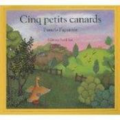 Cinq Petits Canards - Couverture - Format classique