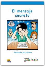 El Mensaje Secreto - Couverture - Format classique