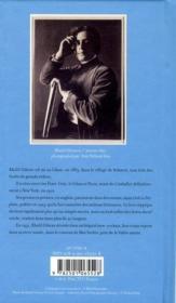 Le prophète - 4ème de couverture - Format classique