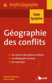 Geographie Des Conflits  - Collectif